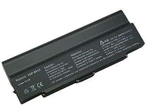 Unipower Batterie ordinateur portable 11.1V 7800maH SONY VGP-BPL2, VGP-BPS2, VAIO PCG-6C1N, VAIO PCG-6J1N, VAIO PCG-6P2L