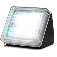 Movoja® Fernsehsimulator   LED-TV-Simulator   Einbruchschutz / Lichtsimulation   Mini-Fake-TV Fake-Fernseher   Fernsehlicht-Imitation   Attrappe gegen Einbrecher mit Lichtsensor und Timer