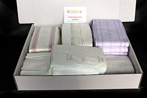Windelproben Musterpaket L Nacht - 20 Windeln für Erwachsene - Premium-slip Für Erwachsene