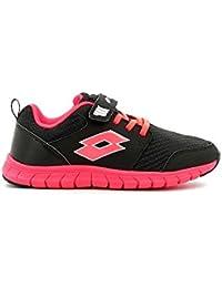 Lotto Spacerun Ii Cl Sl, Chaussures de Running Mixte Bébé
