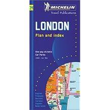 Plan de ville : Londres