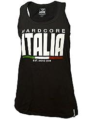 "Hardcore Italia ""Logo"" Girls Tank Top"
