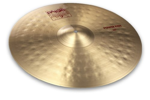 PAISTE 2002 22 POWER · PLATO RIDE