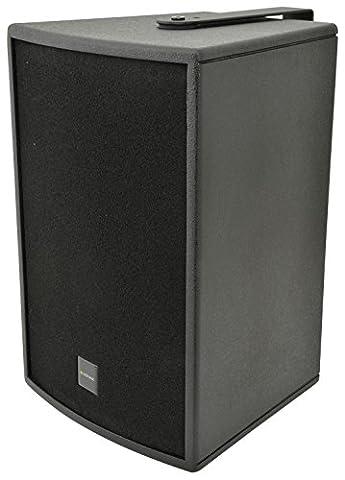 Citronic cs-1035b QTX 25,4cm Passive Lautsprecherbox–Schwarz (Cabinet Grille)