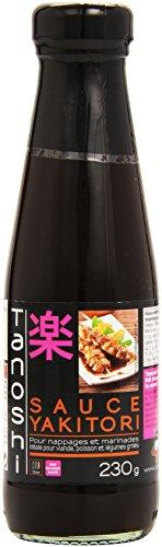 Tanoshi Sauce Yakitori 230 g
