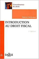 Introduction au droit fiscal, 2e édition
