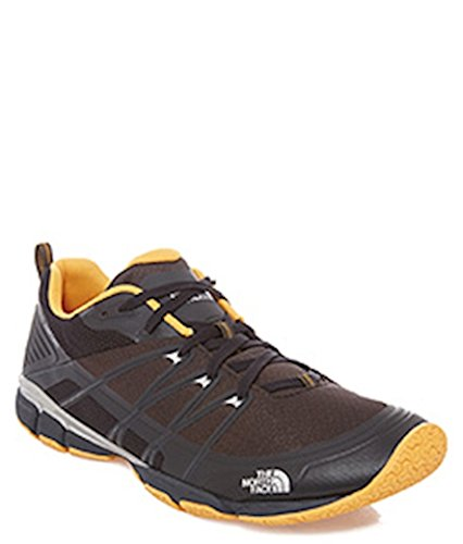 The North Face M Litewave Ampere, Chaussures de Sport Homme, Jaune