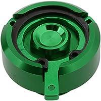 Sharplace Tapa de Llenado de Fluido Aceite de Motor Protector Reemplazo Para Kawasaki Z800 - Verde