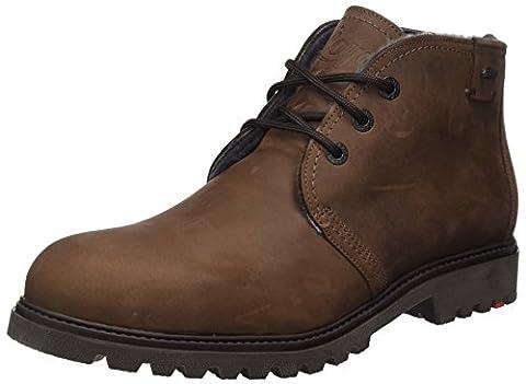 LLOYD Herren Vin Gore-Tex Desert Boots, Braun (T.D.Moro), 42 EU