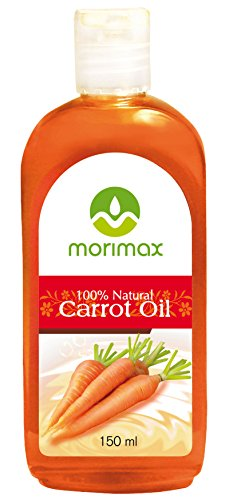 Morimax 100% Natural Carrot Oil 150ml (Karotten-geschmack)