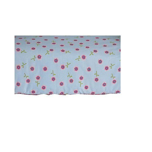 Kenneth Brown Sweet Stitches Crib Sheet by Kids Line -