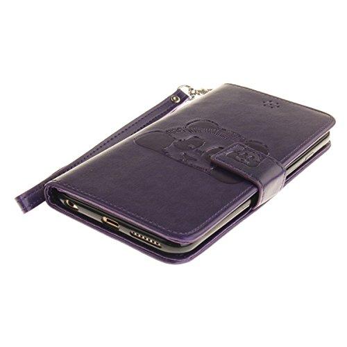 custodia iphone 6s portafoglio