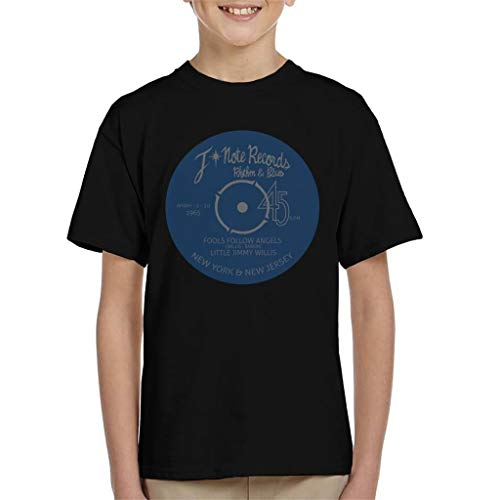 Cloud City 7 F Note Records The Sopranos Kid's T-Shirt