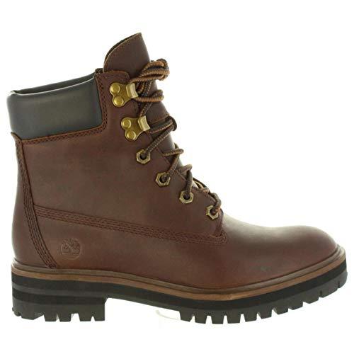 Timberland Womens London Square 6in Boot Braun Boots, Brown, 38 EU Timberland Alpine Boot