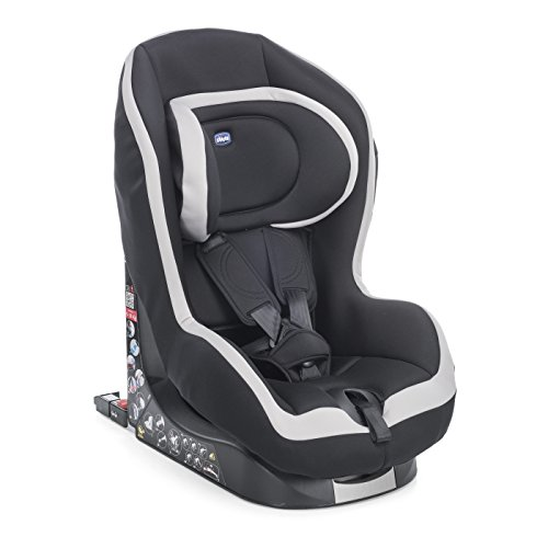 Chicco 06079819220000 Go-One Isofix, Nero