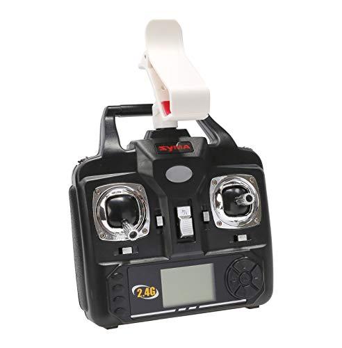 Kiditos Syma X5SW Wi-Fi FPV Real-time Camera 2.4G 4CH 6-Axis Gyro RC Drone UAV RTF UFO Headless Quadcopter (White)