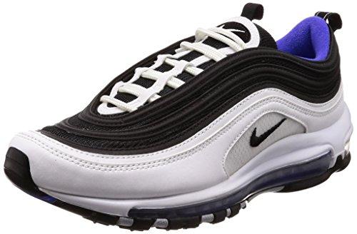 best service fb65a ccfb0 NIKE Herren Air Max 97 Sneakers, Mehrfarbig (WhiteBlackPersian Violet 001