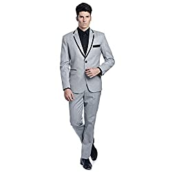 The Linen blended fashion suit