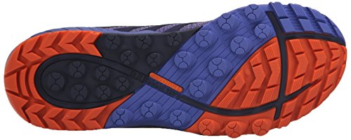 Merrell All Out Charge, Chaussures de Running Compétition Femme Multicolore (Surf The Web)