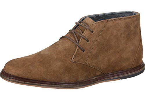 Frank Wright Walker, Bottes Chukka homme Marron