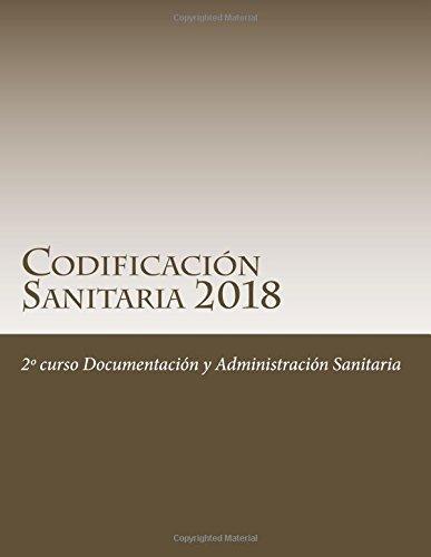 Codificacion Sanitaria 2018 por Inmaculada Peran Fernandez