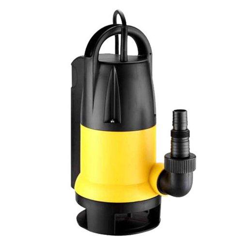 Elettropompa pompa sommersa per acque scure 400W gettata 5mt 8000 lt/h PO400S