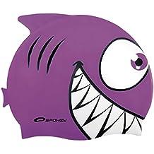 Spokey, Gorro infantil de natacion, Color Lila 4761-X