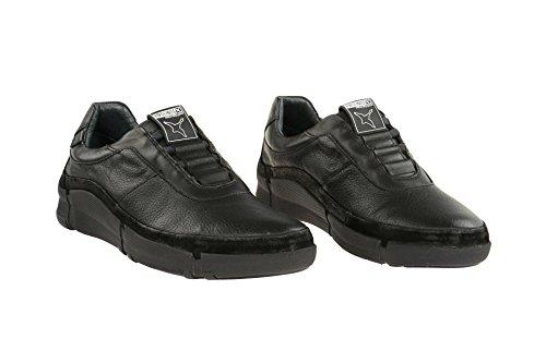Pikolinos  M1h-6149 Black, Mocassins pour homme Noir
