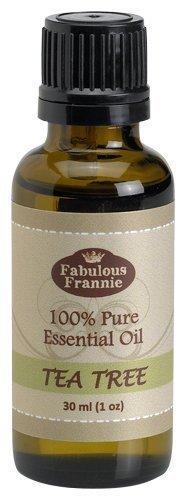 Tea Tree Pure Essential Oil Therapeutic Grade - 30 ml by Fabulous Frannie par  Fabulous Frannie
