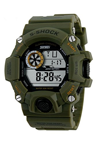 Reloj de pulsera - Skmei Hombre Excelente S-Shock Reloj de pulsera deportivo...
