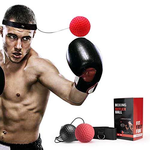 Balón de combate con banda de cabeza
