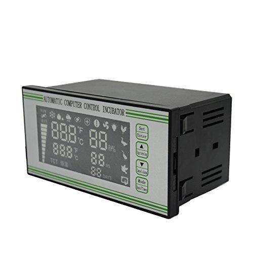 Ei-inkubator (SNOWINSPRING Xm-18S Ei Inkubator Controller Thermostat Hygrostat Voll Automatische Steuerung)