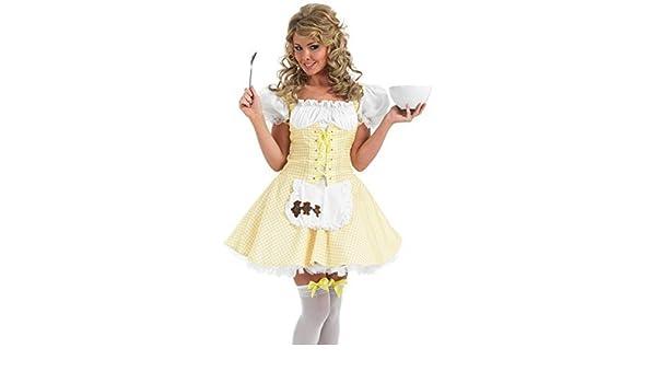 Adult costume goldilocks opinion
