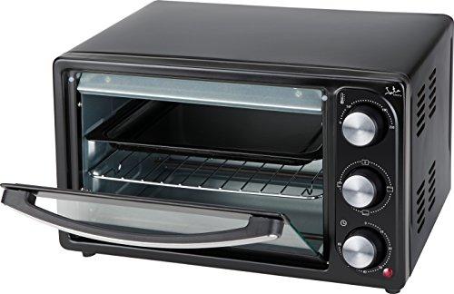 Jata HN916 Horno de sobremesa, 2 funciones: horno y grill, Capacidad: 16 litros, Bandeja y parrilla...