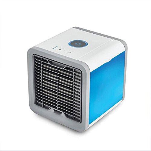Mobile Klimaanlage, Mini-Klimaanlage, USB-Klimaanlage 3 in 1, Luftkühler mit Wasserkühlung, Luftentfeuchter, Klimaanlage Ohne Abluftschlauch Für Wohnung, Büro, Hotel,
