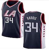 gikmhyb Männer Basketball Trikots , 23 Retro Basketball Jersey T-Shirt Männer Uniformen Sport Basketball Shirts Genäht,Black(34)-M