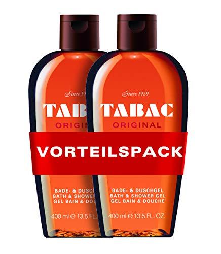 Tabac Original Shower Gel for Men. VORTEILSPACK. Original Seit 1959. 2 x 400 ml
