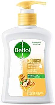 Dettol LHW Nourish Honey