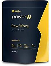 Powerus Raw Whey 1 Kg