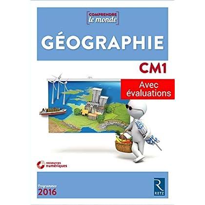 Géographie CM1 (+ CD-Rom)