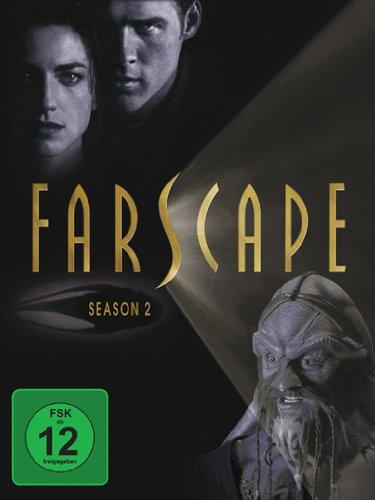 Bild von Farscape - Season 2 [8 DVDs]