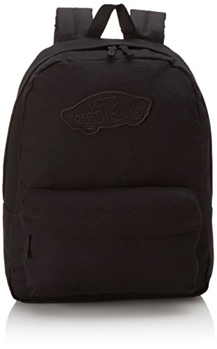VANS Realm Backpack, Black (Onyx), One Size