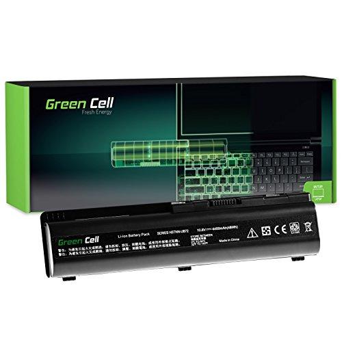 Green Cell® Standard Serie Laptop Akku für HP Compaq Presario CQ71-415EG (6 Zellen 4400mAh 10.8V Schwarz) (Serie Laptop Notebook Ersatz Akku)