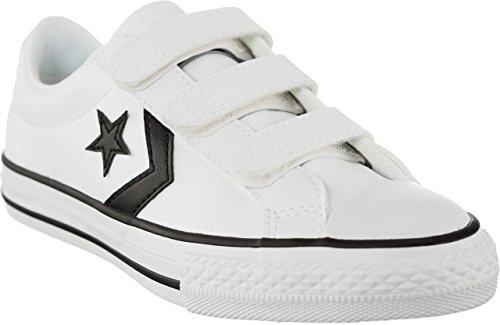 CONVERSE Star Player 3V C Blanc Noir Blanc