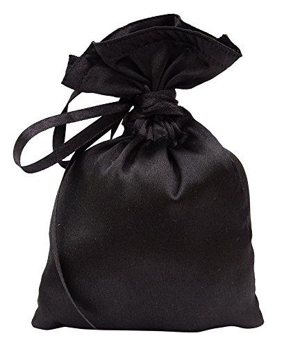 50 Satin Taufe Geschenk Beutel kleine Hochzeitsfest Bevorzugungs Tasche 4