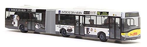 reitze-rietze-66858-solaris-urbino-18-tchibo-black-and-white-bus-model