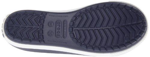 Crocs - - Frauen Crocband Airy Wohnung Nautical Navy/White