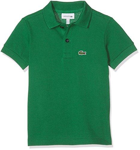 Lacoste Jungen Pj2909 Poloshirt, Grün (Roquette), 8 Jahre (Herstellergröße: 8A)
