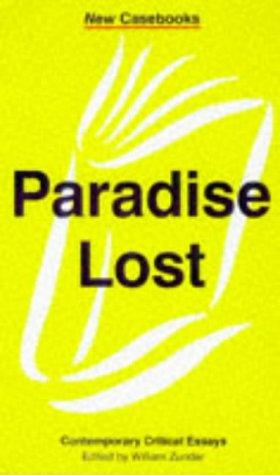 Paradise Lost (New Casebooks)