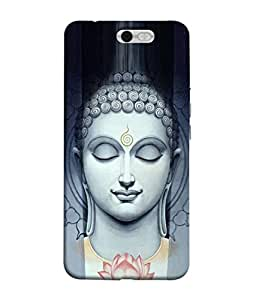 Fuson Designer Back Case Cover for InFocus M812 (design art rangoli artwork)